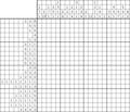 Clever image regarding nonograms printable